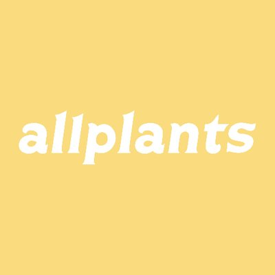 allplants - Building the Earth's most forward thinking food company